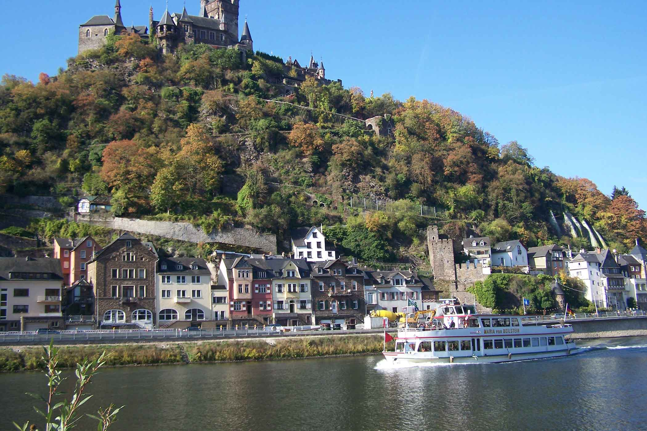 The Moselle - Hotel Zehnthof in Cochem