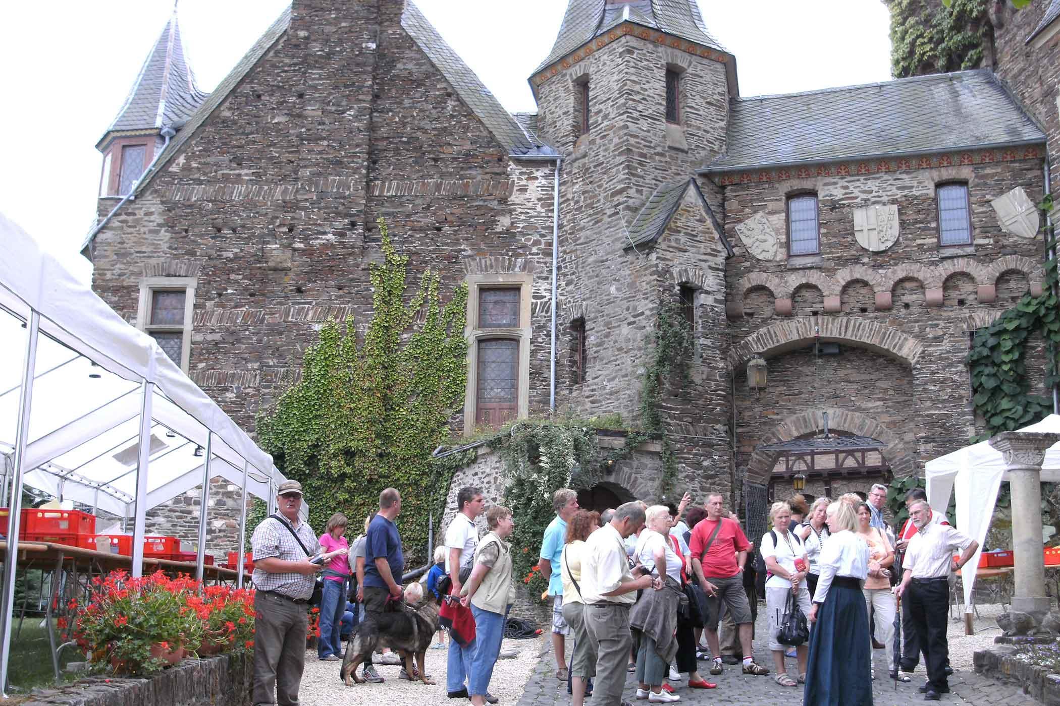 Die Reichsburg - Hotel Zehnthof in Cochem