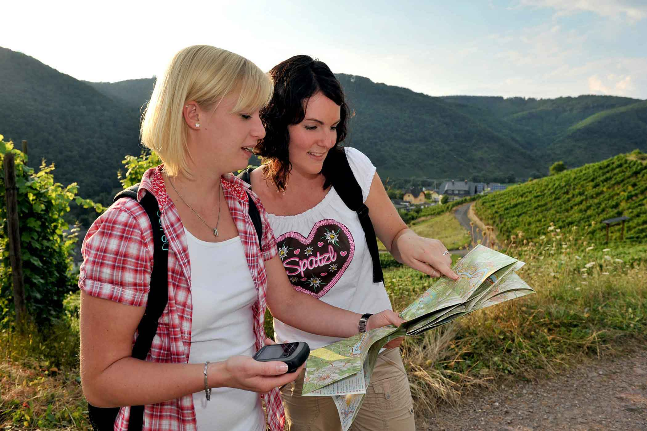 Nature experiences. Hiking. Hotel Zehnthof in Cochem