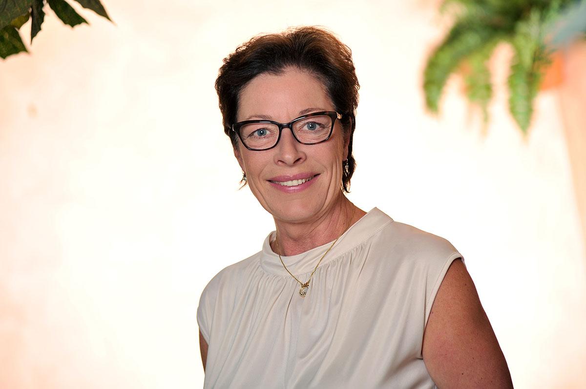 Yvonne Friedmann des Hotel Zehnthof in Cochem
