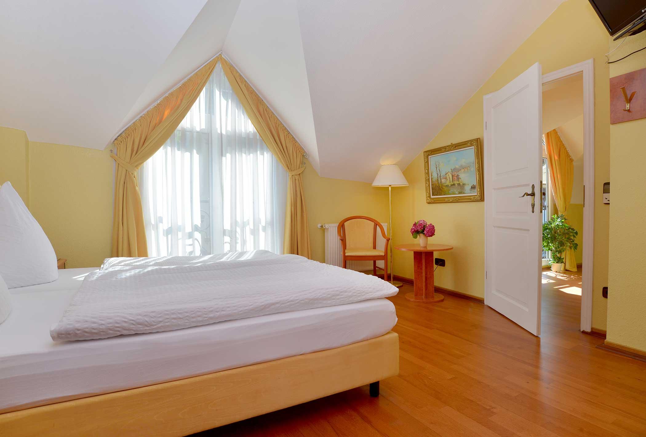 Double room Comfort Hotel Zehnthof in Cochem