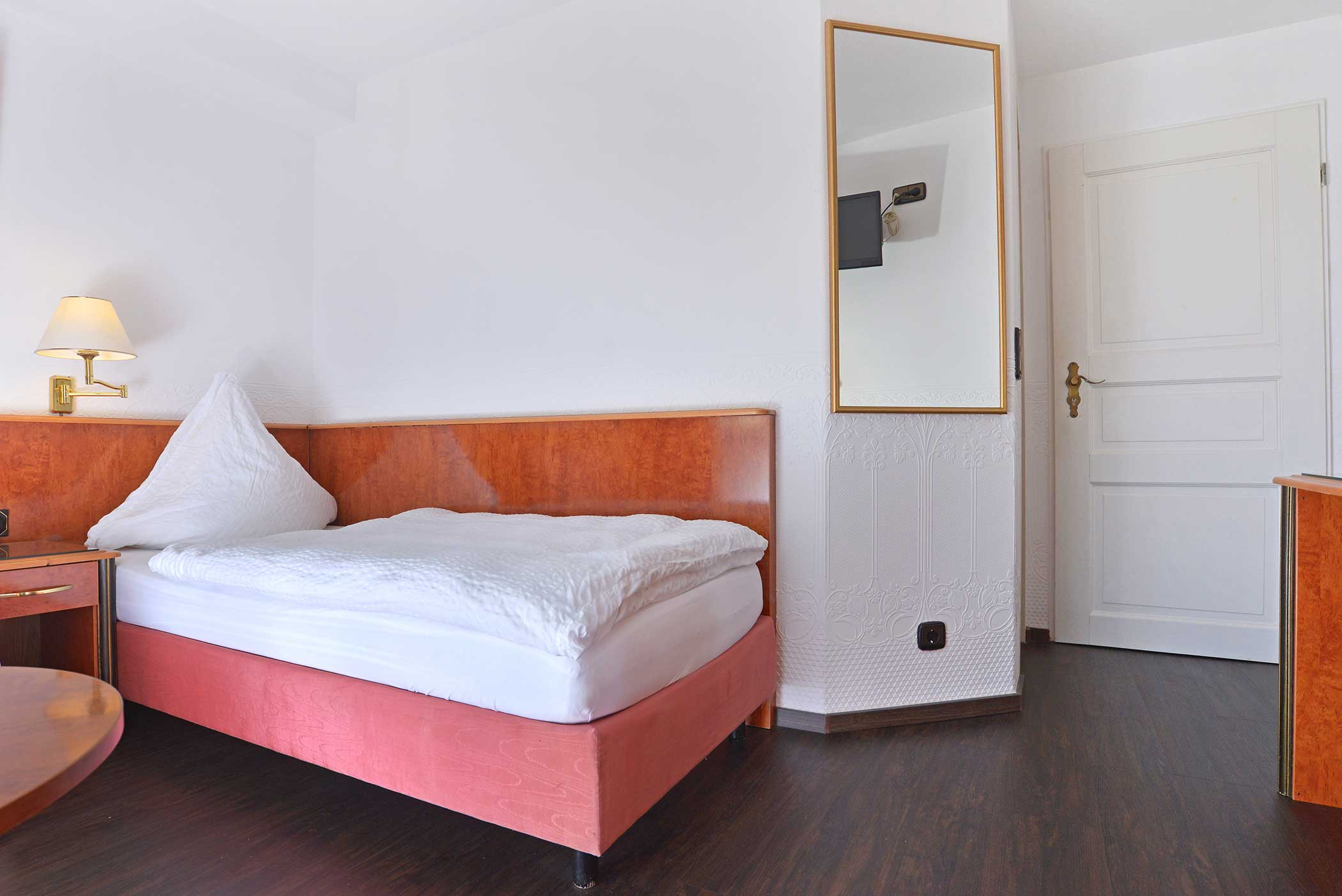 Single room Standard Hotel Zehnthof Cochem Moselle