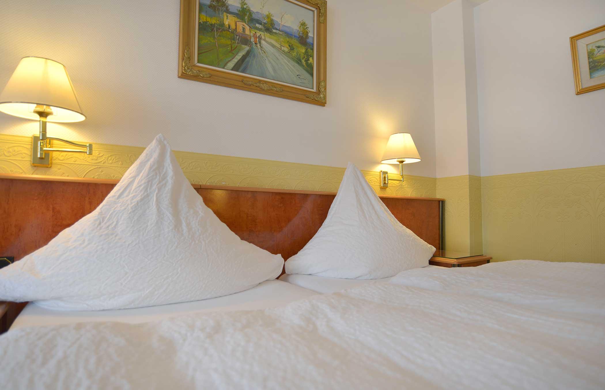 Familienzimmer Superior des Hotel Zehnthof in Cochem