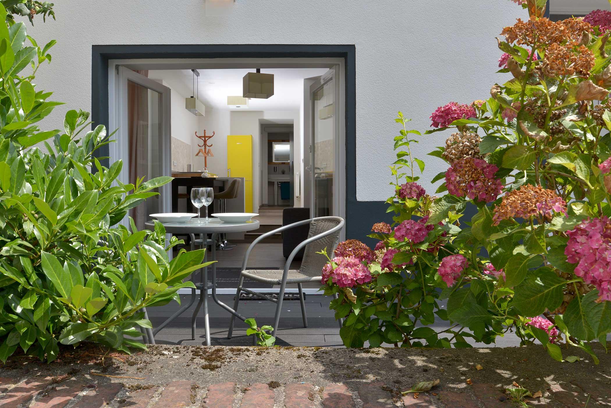 Ferienwohnung Deluxe des Hotel Zehnthof in Cochem