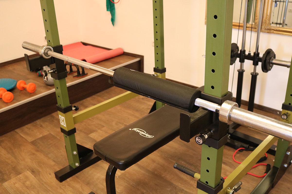 Das Fitness Studio des Hotel Zehnthof in Cochem