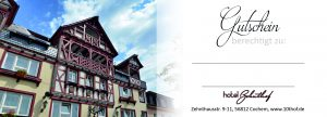 Hotel Zehnthof Gutschein