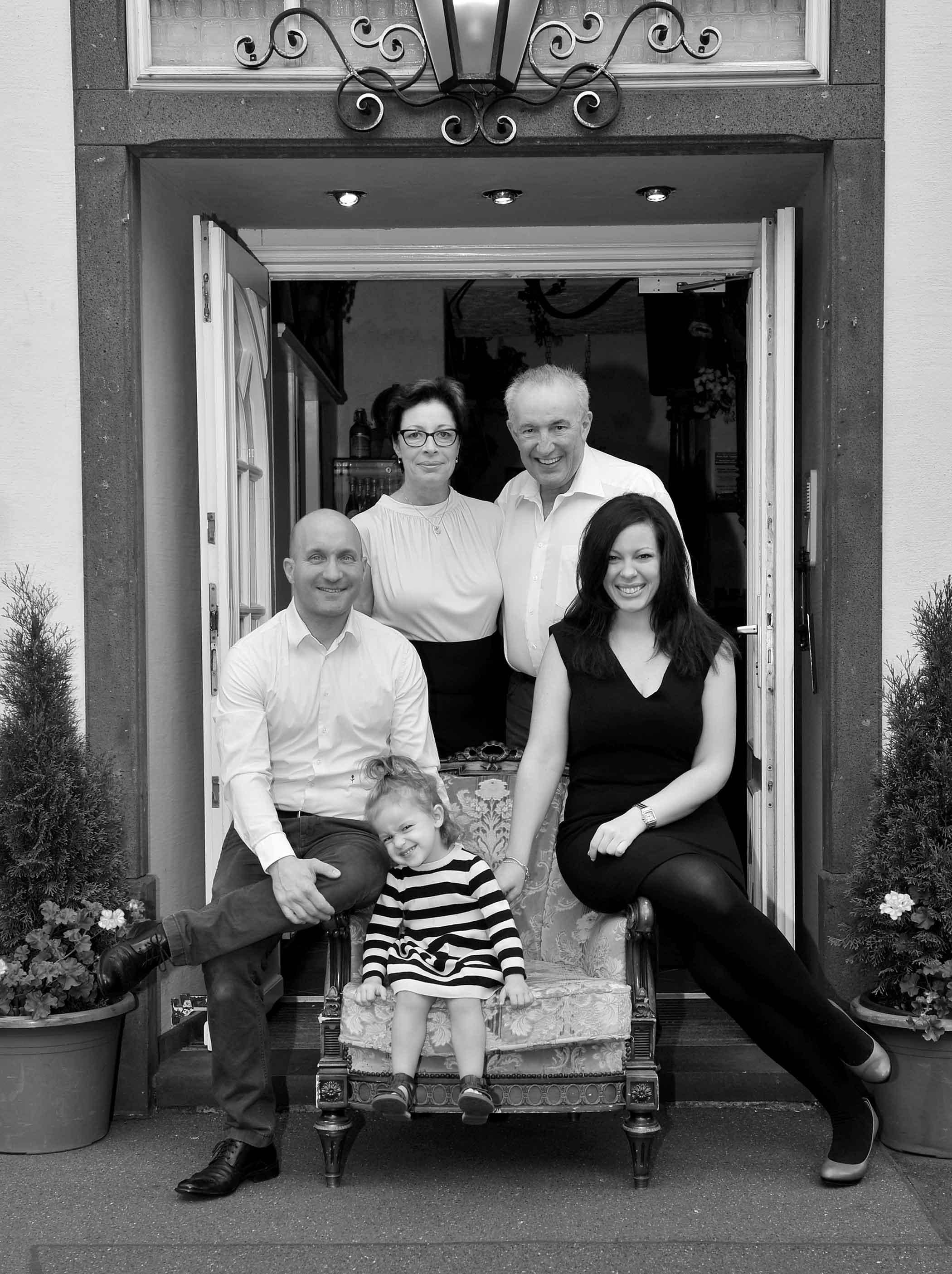 Der Familienbetrieb Hotel Zehnthof